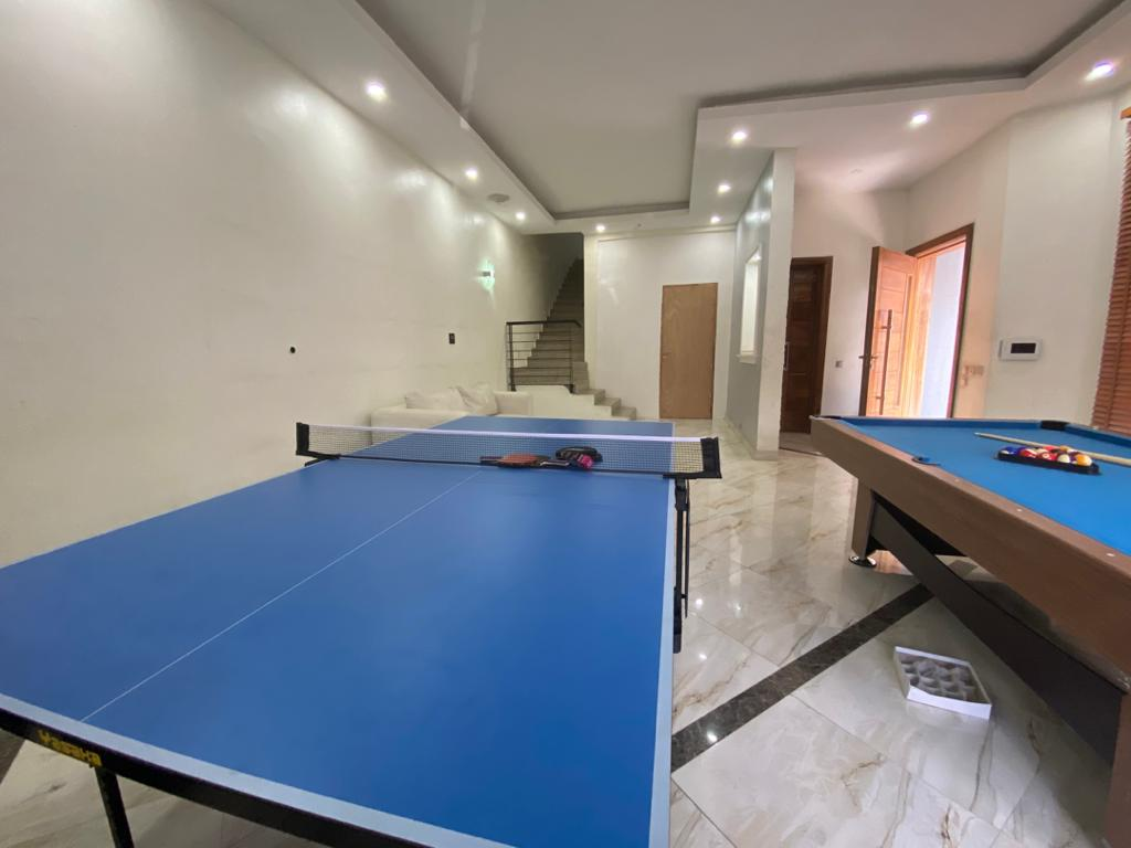 We look to create experi'ences at our shortlet in Lekki
