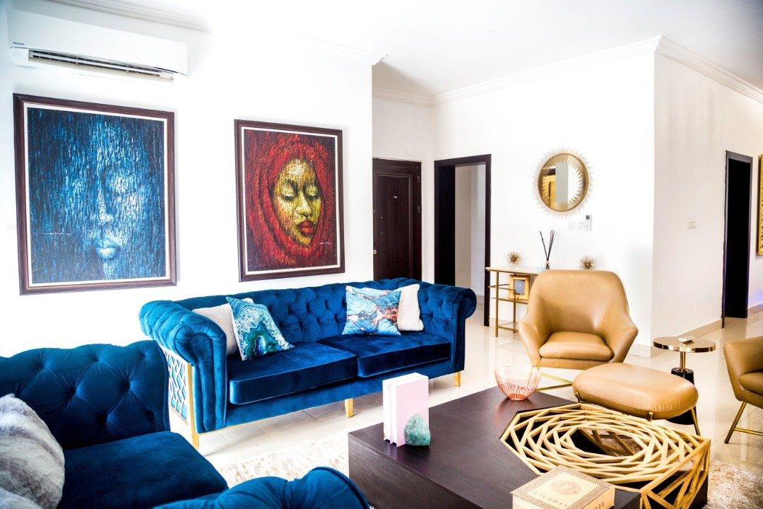 Blu's Apartment